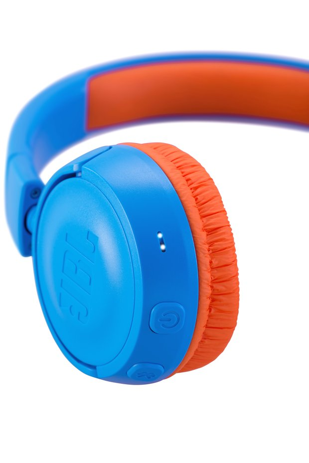JBL JR300BT Key Feature_blue and orange