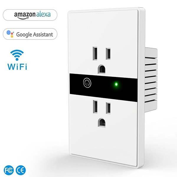 WIFI Smart Wall Outlet2