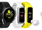 01. Galaxy Watch Active, Fit, Buds