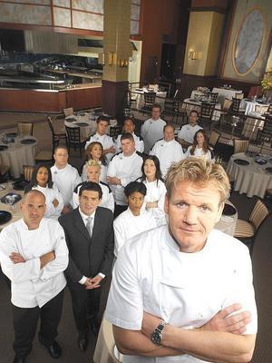 Piekielna Kuchnia Gordona Ramsaya Odc 1