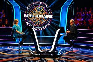 Who Wants to be a Millionaire z Jeremym Clarksonem