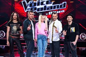 The Voice of Poland. Live