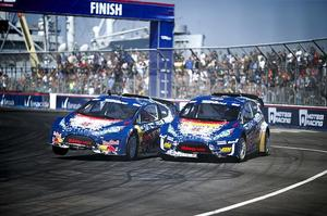 Red Bull Global Rallycross Highlights