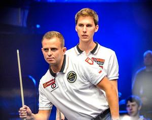 Pool bilard: Dynamic Best of East - Polish 9-ball Open w Kielcach - mecz finałowy