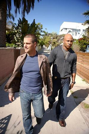 Agenci NCIS: Los Angeles 8