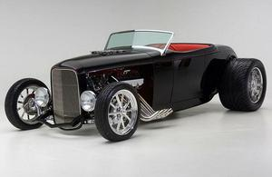 Hot rod wg Kindiga