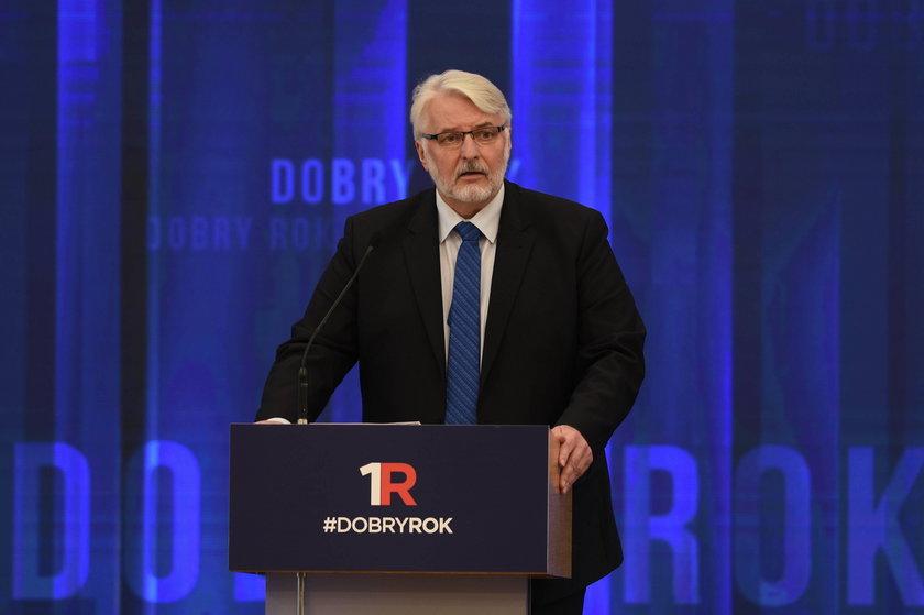Waszczykowski o Tusku: ja bym się nie odważył