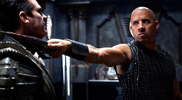 """Riddick"""