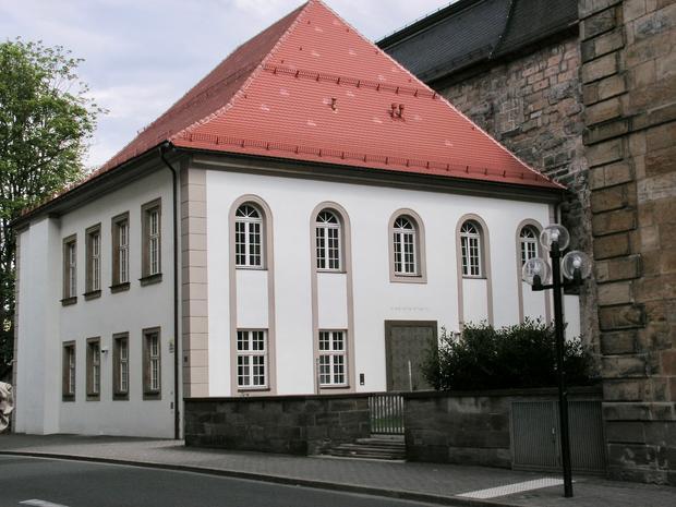 Synagoga w Bayreuth