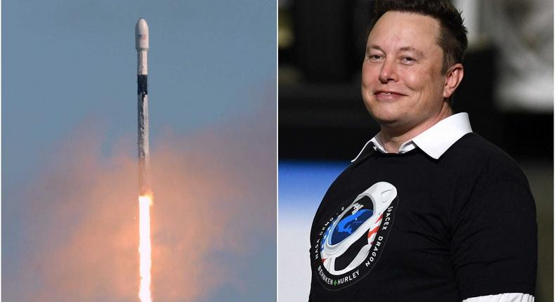 The lift-off is scheduled to take place in April 2024.