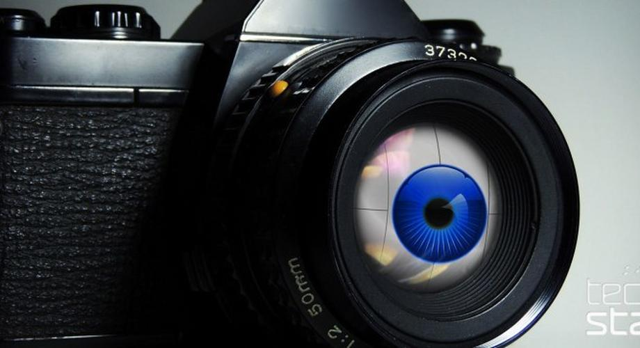 Bessere Smartphone-Kameras mit gebogenen Bildsensoren?