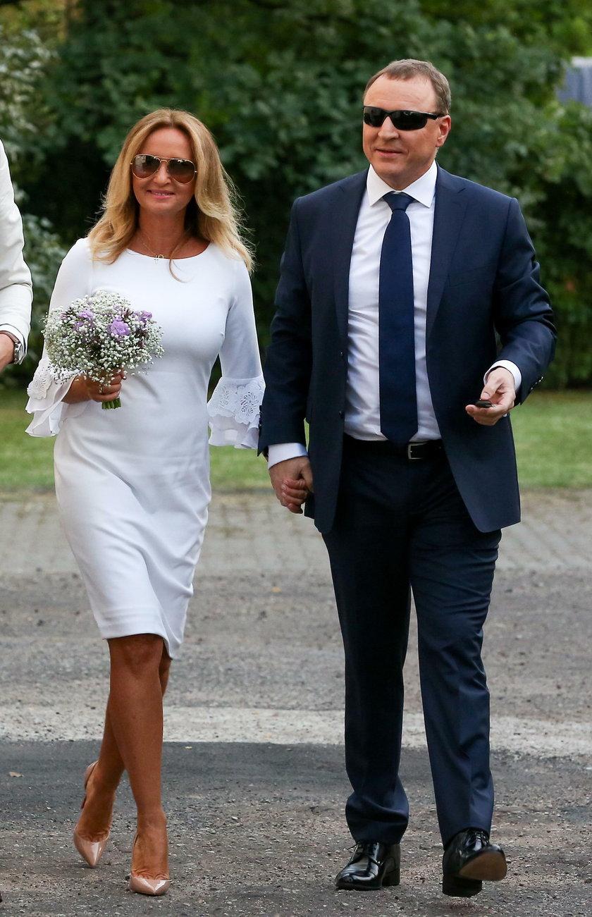 Kurski wziął ślub!