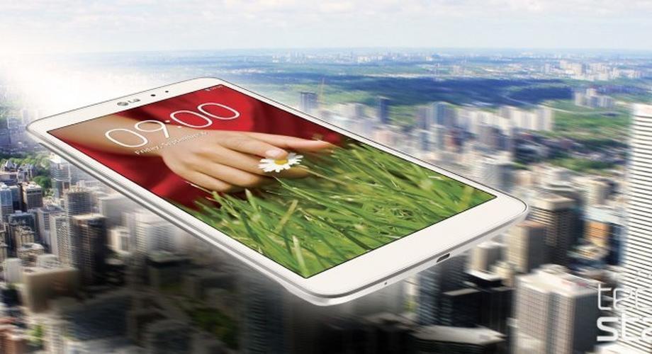 LG G-Pad: LG-Tablet vor IFA-Start offiziell vorgestellt