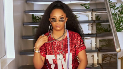 'Part of growing up is being able to tell your friends the ugliest truth' - Toke Makinwa