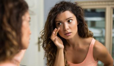 homályos látás menopauza