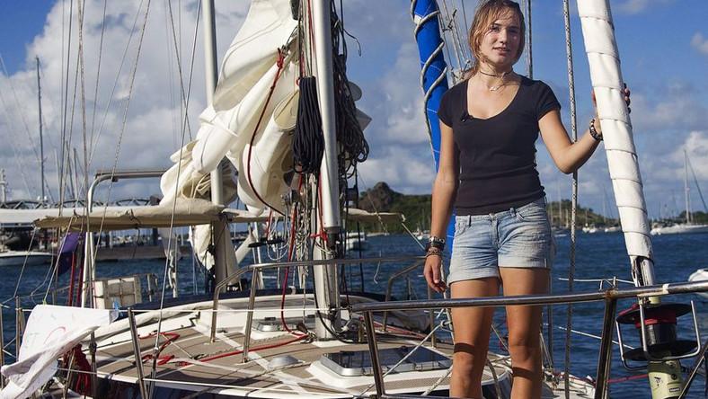 Laura Dekker, 16-letnia Holenderka opłynęła świat w 12 miesięcy