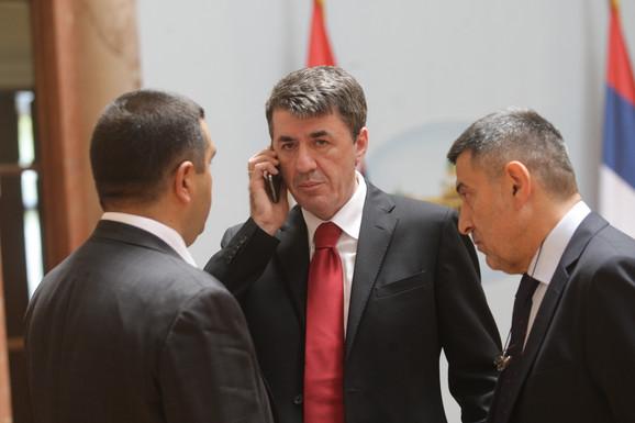 Žarko Obradović, ministar obrazovanja