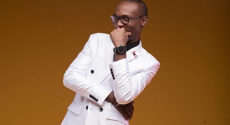 Comedian Sande Bush aka Dr. Ofweneke