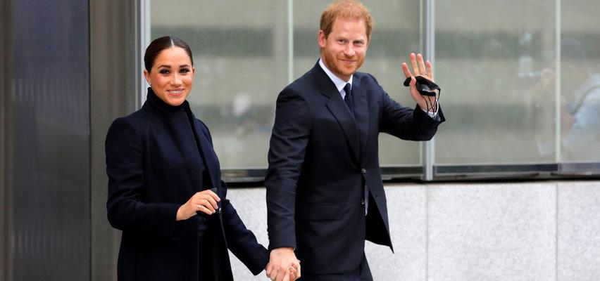 Książę Harry i Meghan po raz pierwszy od narodzin Lillibet pokazali się publicznie