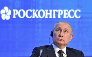 Putin: Sytuacja z koronawirusem w Rosji jest pod kontrolą