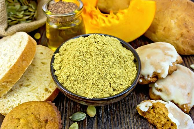 Bundevino brašno je sve popularnije u brojnim režimima ishrane