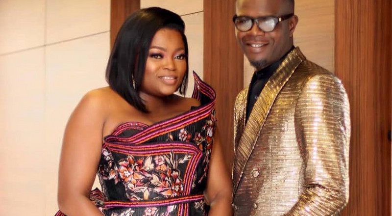 Funke Akindele and husband sentenced to 14 days of community service and fined N200, 000 for hosting house party during lockdown
