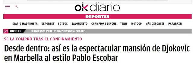 Tekst OK diario
