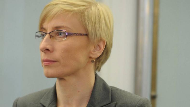 Beata Gosiewska o napięciu w kieleckim PiS