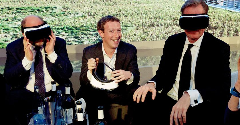 Oto co planuje Mark Zuckerberg do 2026 r.
