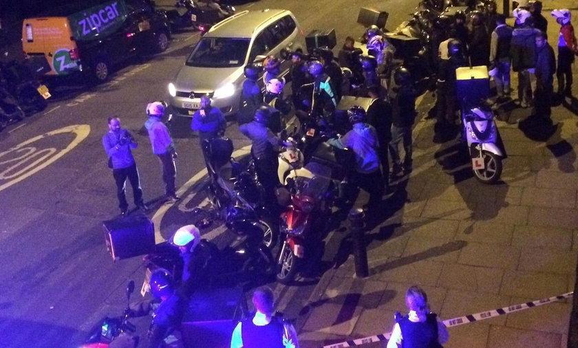 Ataki kwasem w Londynie. Sprawcą 16-latek?