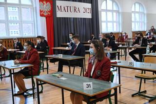 Pierwszy dzień egzaminu maturalnego. Ile osób do niego przystąpiło