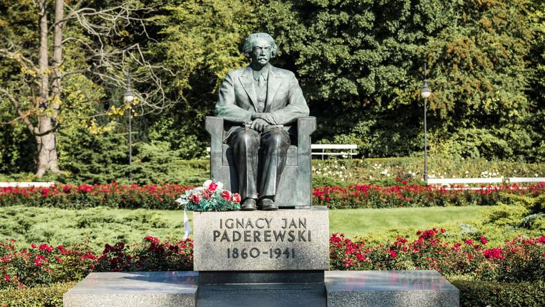 Jan Ignacy Paderewski