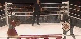 Tak będzie wyglądało MMA w przyszłości WIDEO