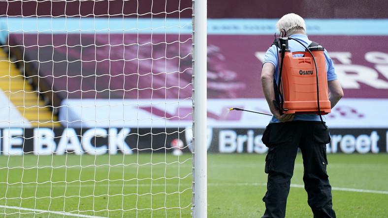 Kolejny przypadek COVID-19 w Premier League