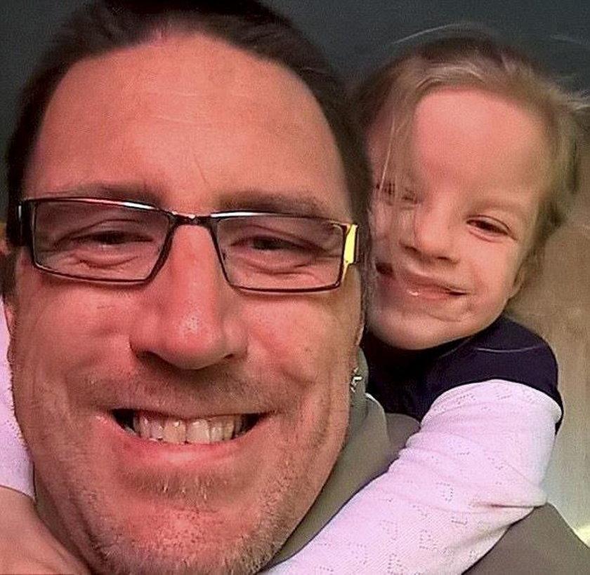 Zamordował córkę z zemsty? Wcześniej rozstał sięz żoną