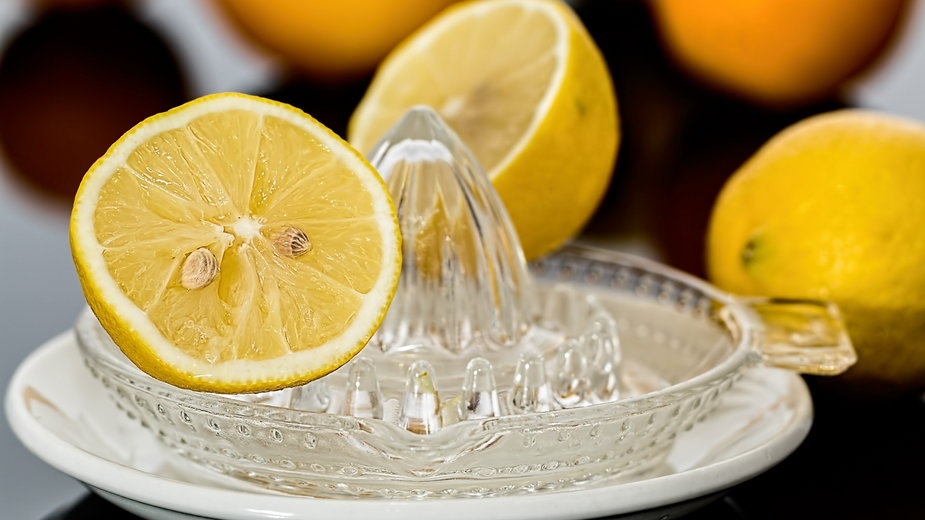 Sok z cytryny to doskonałe źródło witaminy C - stevepb/pixabay.com
