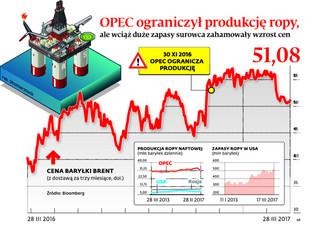 Naftowa zmowa kartelu nie działa