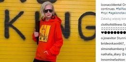 64-latka została ikoną mody. Ma tysiące fanów