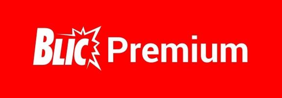 Blic Premium logo