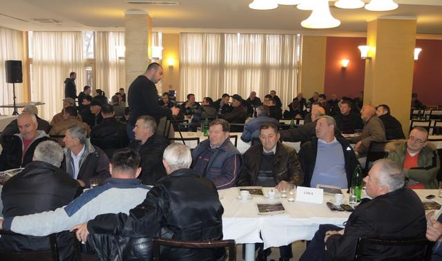 Skup malinara i kupinara iz cele Srbije u Ivanjici