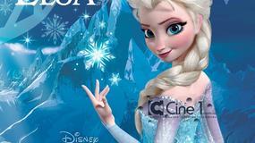 """Disney zaprezentował plakaty do """"Frozen"""""""