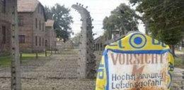 Cypryjscy naziści zbezczeszcili Auschwitz