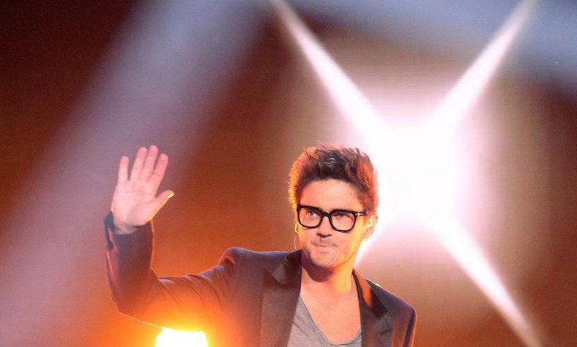 Kuba Wojewódzki w X Factor