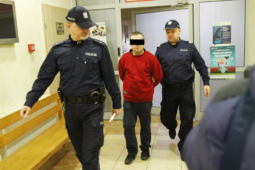 Krzysztof S. molestował swoje córeczki