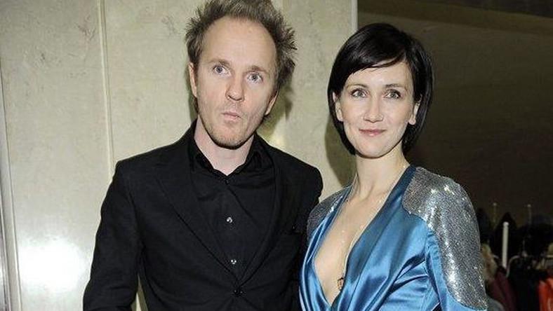Ilona Ostrowska i Jacek Borcuch