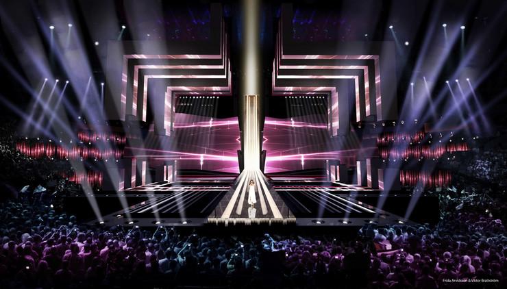 Eurovision Stage 2016, Foto 1 - EBU