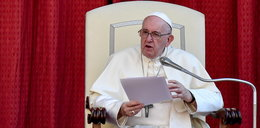 """""""Papież kocha wasze dzieci takimi, jakie są"""""""