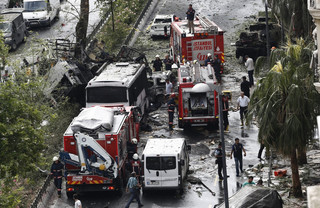 Zamach w Stambule: Brak informacji, by wśród poszkodowanych byli Polacy