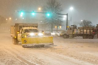 USA: Potężna śnieżyca atakuje wschodnie wybrzeże