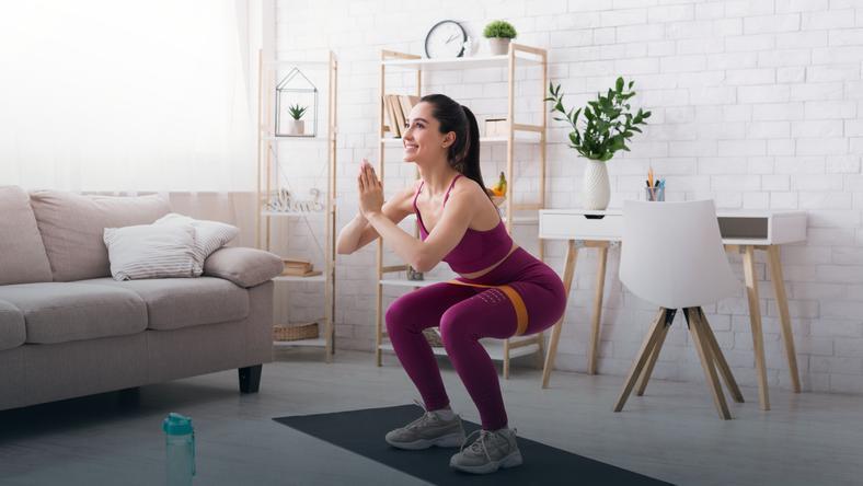 Taśmy treningowe – sposób na trening siłowy w domu - Zdrowie